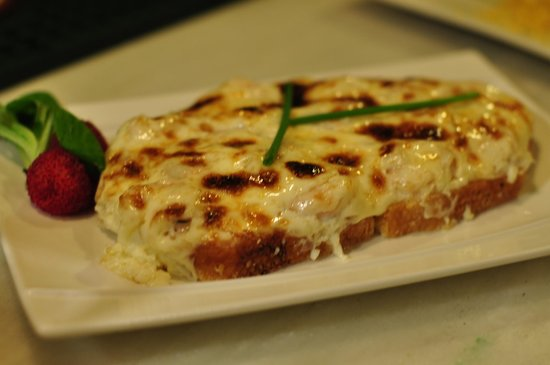 Taberna la Concha : チーズたっぷり!