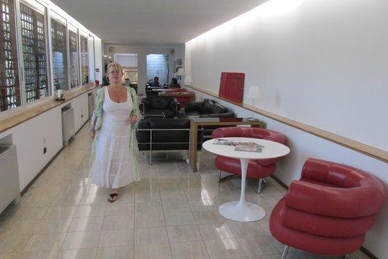 ARS Hotel: Lobby