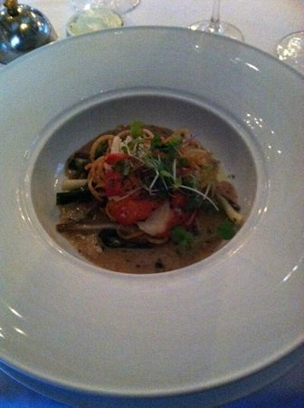 The French Room - TEMPORARILY CLOSED: Butter-Poached Maine Lobster