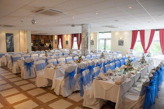 Harefield Manor Hotel: The Regency Suite