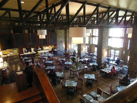 Drakensberg Sun Resort: Main Dining Room