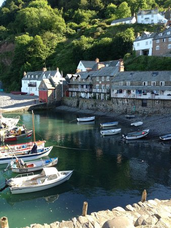 Red Lion Hotel : Beautiful Clovelly