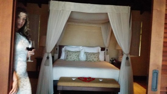 Royal Isabela : Canopy bed