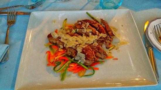 Capo Nord : Amazing meat!