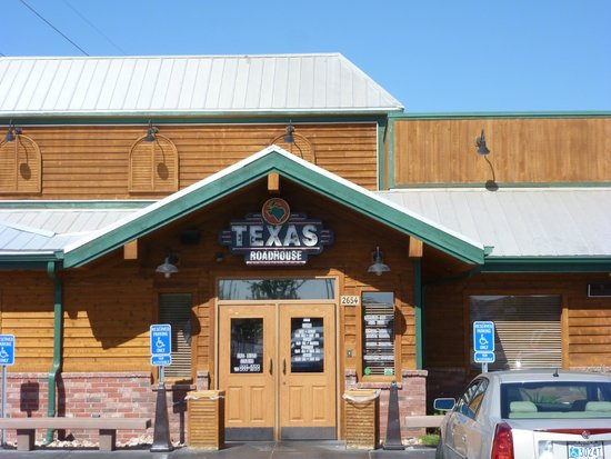Texas Roadhouse: Entrance