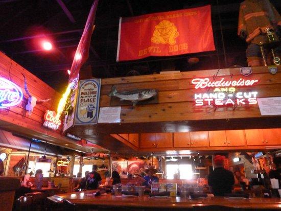 Texas Roadhouse: Decoration