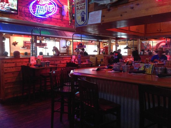 Texas Roadhouse: Interior