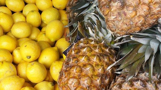 City Market: Great selection of fresh produce