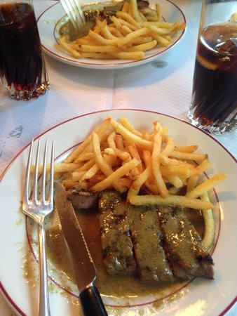 Entrecote Cafe de Paris