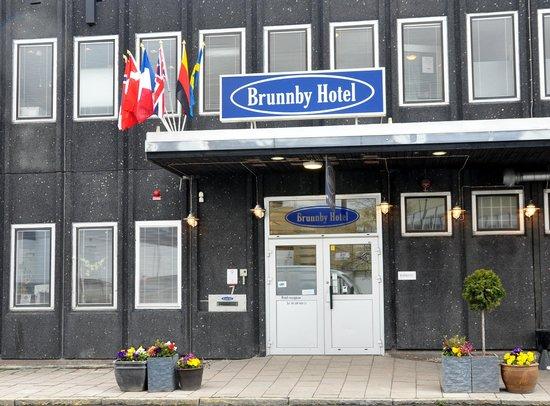 Brunnby Hotel: Entré