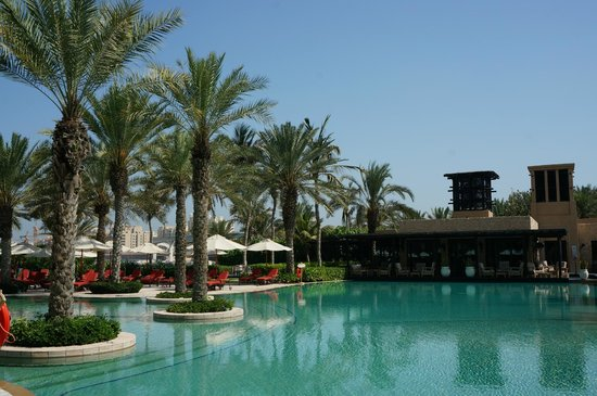 Arabian Court at One&Only Royal Mirage Dubai: Pool
