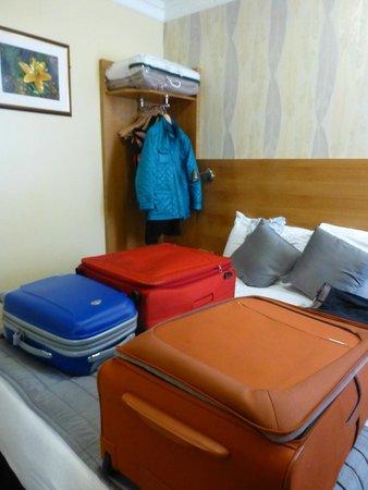 Lidos Hotel: guardarropa