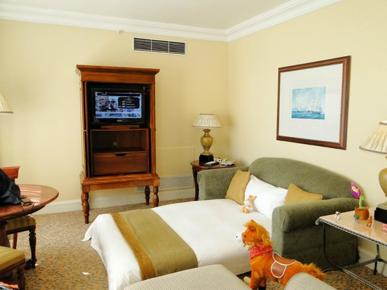 The Table Bay Hotel: Family room