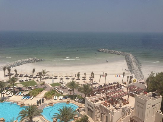 Ajman Saray, A Luxury Collection Resort: Beach View from room