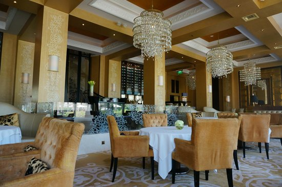 Arabian Court at One&Only Royal Mirage Dubai: Continental Breakfast Area
