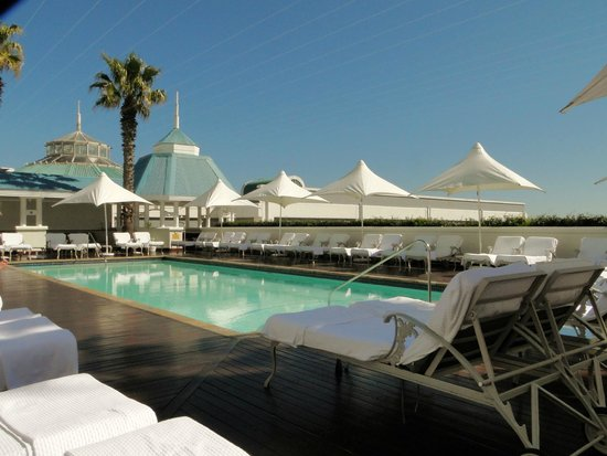 The Table Bay Hotel: Pool