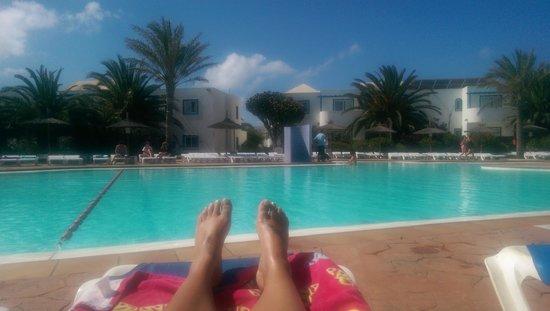 HL Paradise Island : pool area