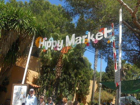 Fiesta Hotel Tanit: Hippy Market Es Cana