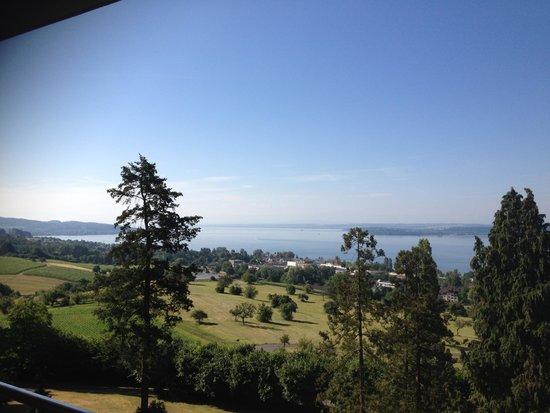 Parkhotel St. Leonhard: Blick zum Bodensee