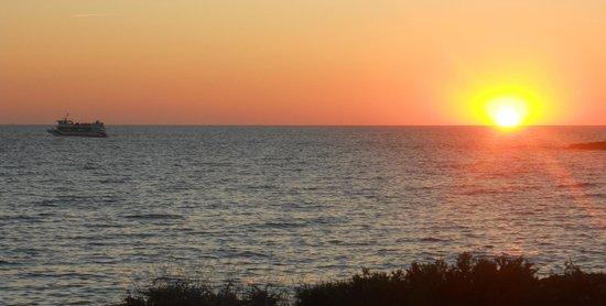Fiesta Hotel Tanit: Stunning sunset