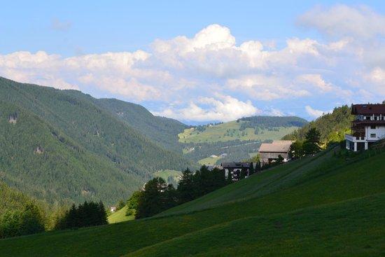 Hotel Maria: panorama dalla Rosengarten