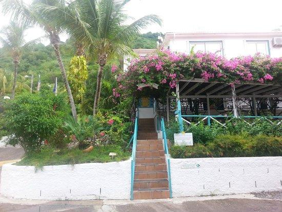Grand Case Beach Club: Main office
