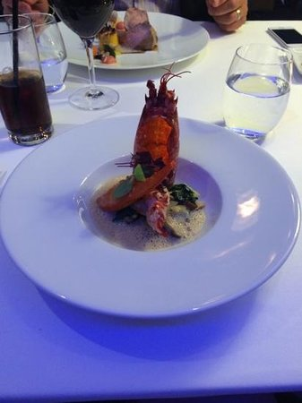 Restaurant SeaSens: Homard
