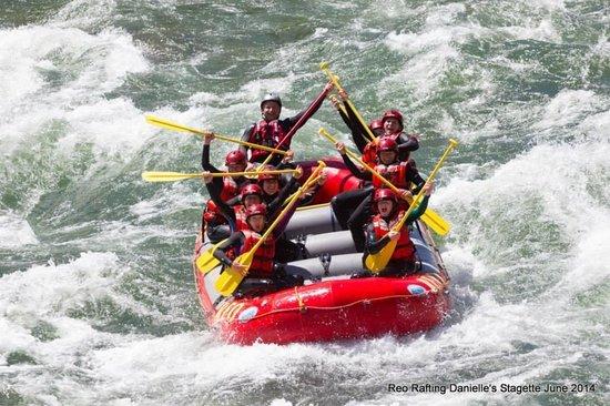 REO Rafting Resort: REO Rafting