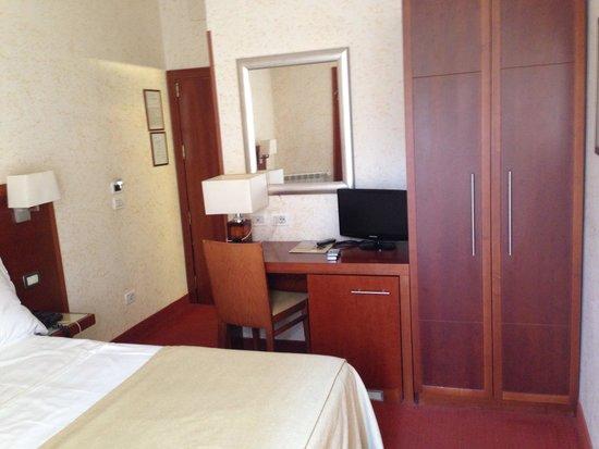 Habitación hotel Madrid