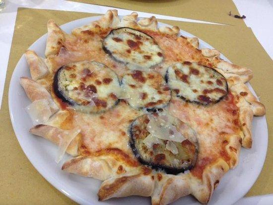 Pizza&Pasta da Elia e Bruno : Speciale Parmigiana