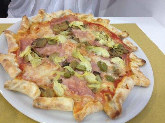 Pizza&Pasta da Elia e Bruno : Speciale Capricciosa