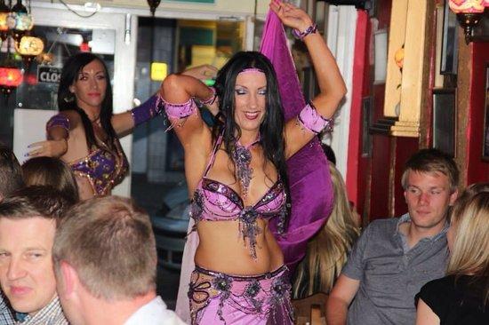 A La Turka: Belly dancing Fridays