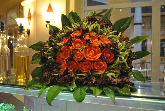 Tiran Island Hotel: морковка