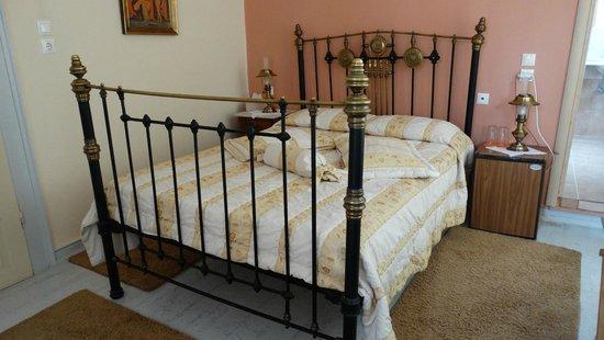 Ganimede Hotel : Zimmer