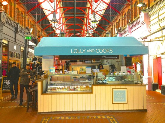 Lolly and Cooks: Georges Street Arcade, Drury Street, D2