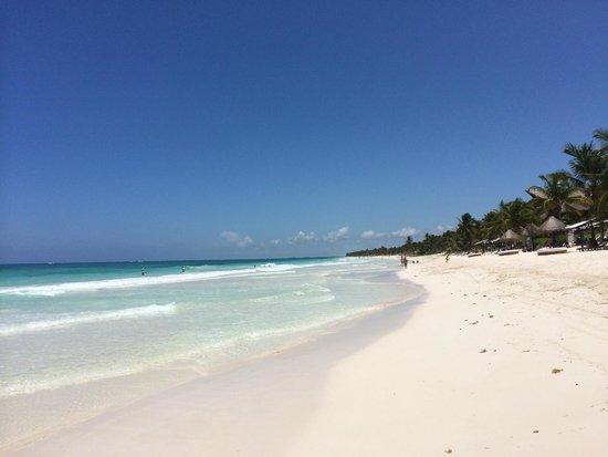 Suenos Tulum: La Playa
