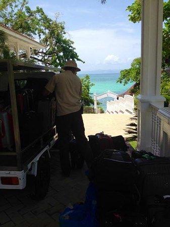 Luxury Bahia Principe Cayo Levantado Don Pablo Collection: Sad day...getting ready to leave