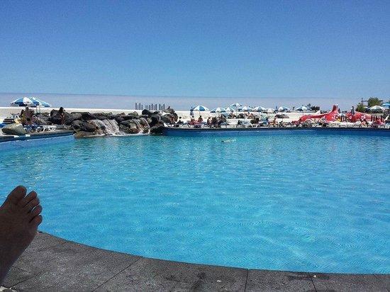 Lago Martianez : Vista piscine