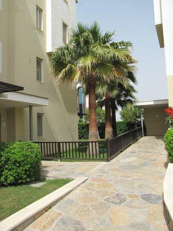 Barut B Suites: omgivningen på hotellet