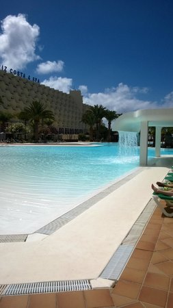 Hotel Beatriz Costa & Spa: POOL AREA