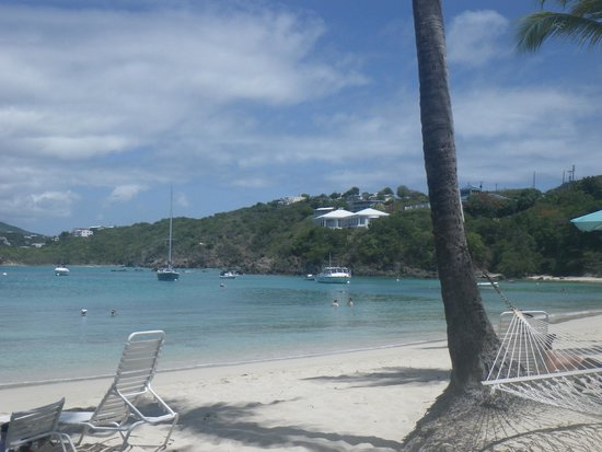 Secret Harbour Beach Resort : Beach view