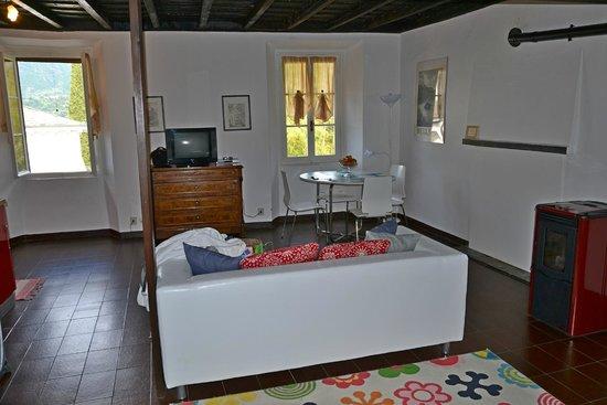Appartamenti i Giardini di Villa Melzi : room
