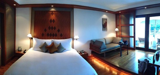 The Sukhothai Bangkok: Suite...