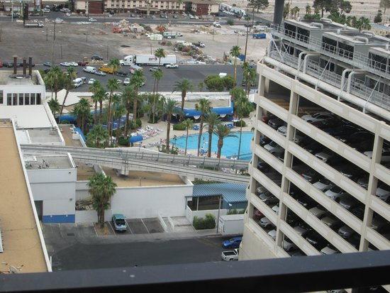 Bally's Las Vegas Hotel & Casino : view