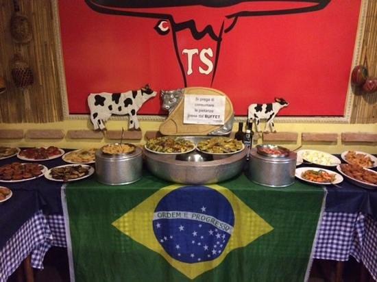 buffet foto di ristorante toro seduto roma tripadvisor