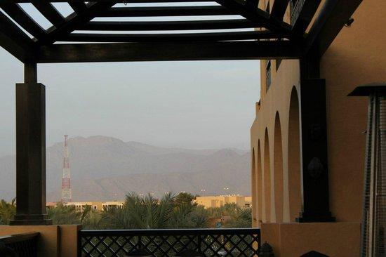 Hilton Ras Al Khaimah Resort & Spa: вид из номера