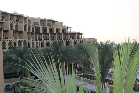 Hilton Ras Al Khaimah Resort & Spa: вид из номера