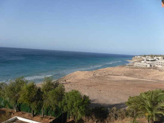 TUI MAGIC LIFE Fuerteventura: view from block 20