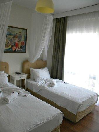 Urkmez Hotel: My twin room