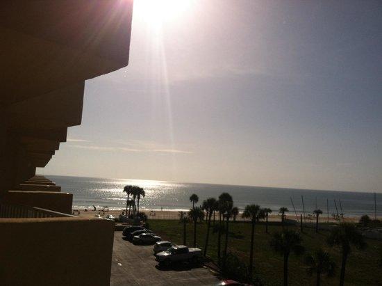 Fountain Beach Resort: Beautiful morning view